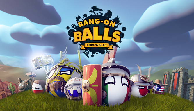 We are on a roll with Bang-On Balls: Chronicles